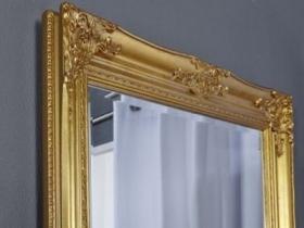 Rahmenloser Spiegel - Klar 4mm Dick, KEIN Kantenschliff