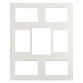 1 Bild 13 x 18 cm/6 Bilder jweils 10 x 15 cm